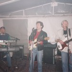 The Windmill, Windlesham 1994 L-R Al Kirtley, Jake Jacobs, Tony Eden