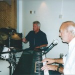 Dormy Hotel 2002 Chris Ferguson, Al Kirtley