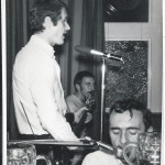 The Al Kirtley Three (Al Kirtley, Mike Montgomery, Johnny Hammond): Potters Arms, Hamworthy 1970