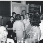 Potters Arms 1970: Al Kirtley, bottom left